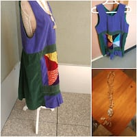 Multicolor sleeveless tank dress Kitchener, N2G 4X6