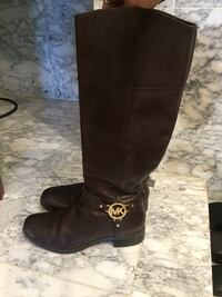 Authentic Michael Kors leather Boots null, T8T 0T7