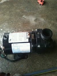 Spa ,pool,hot tub pump Used very little  Maple Ridge, V2X 2H8