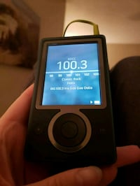 ZUNE MP3 Player w/ radio. 1st gen. Vienna, 22180