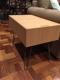 Pair of mid century end tables New Orleans, 70115