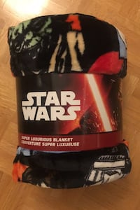 Star Wars Super Luxurious Blanket