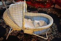 Portable Baby Bassinet SPRINGFIELD