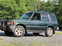 Land Rover - Discovery - 1997 College Park