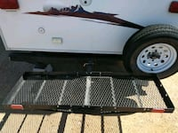Trailer grate. Excellent condition Tucson