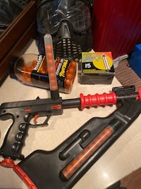 Paintball package!