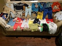 Baby boy clothes 12-24 months and up