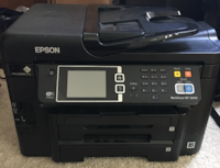 Epson Workforce WF-3640 All-In-One Printer Arlington