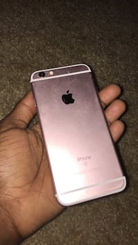 Rose gold iPhone 6s sprint  Tallahassee, 32304