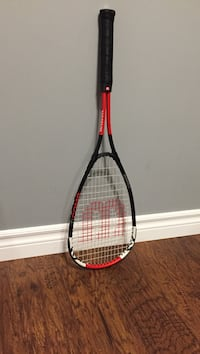 Black and red wilson tennis racket Mapleton, N0B