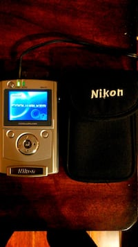 nikon cool walker digital storage wallet