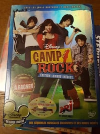 Étui DVD Disney Camp Rock Tourcoing, 59200