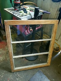 brown wooden framed glass window New Orleans, 70115