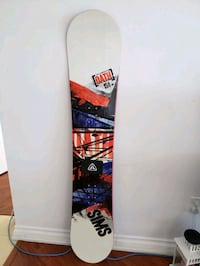 Sims Oath Snowboard - 151 cm Mississauga, L4W 4Z9