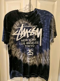 Stussy shirts, pair for $25 or $15 each Edmonton, T5N 0T1