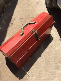 red and black tool chest Oxnard, 93033