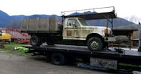 Towing and scrap REMOVAL  Abbotsford