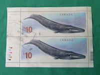 Unusual WHALE stamps  - High value