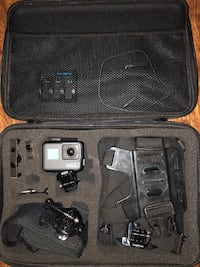 black GoPro action camera with case Soddy Daisy, 37379