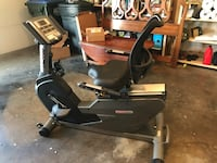 Recumbent stationary bike Oakton, 22124