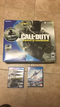 Ps4 slim call of duty Gaithersburg, 20879
