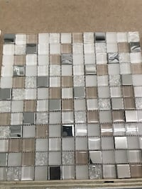 ROSE CHROME BACKSPLASH  TORONTO