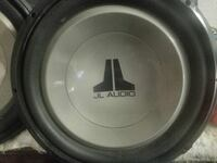 round black and gray Pioneer subwoofer Parkersburg, 26101