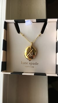 Kate Spade Forever Mine Initial Locket Foster City, 94404