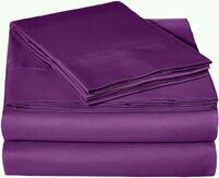 Microfiber full sheet set