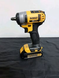 """Dewalt 20v 3/8"""" Cordless Impact Wrench (BATTERY AND TOOL ONLY) firm."""