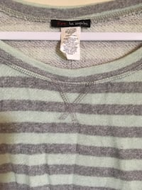 High-low striped sweater Houston, 77084