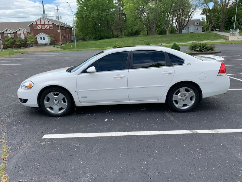Chevrolet - Impala - 2007. SS Collector series f493622a-ca82-40b2-be74-3d943f2ef230