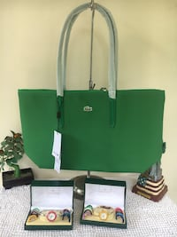 Gucci bezels plus free lacoste bag. Promo! Dumaguete City