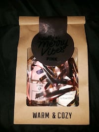 Victoria Secret  warm and cozy gift set 303 mi