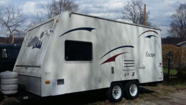 2009 CIKIRA ESCAPE 19' EXP $6000 or make offer