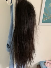 Perruque human hair 18inch full lace frontal Laval, H7N 3G5