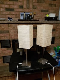 2 cute lamps......check out my other items ????