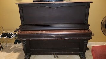 Vintage 20th century Wellington piano