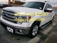 $2500 down payment Ford - F150 lariat  - 2014 Houston