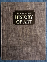 History Of Art By H .W. Janson Calgary, T2V