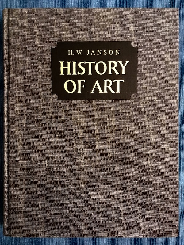 History Of Art By H .W. Janson