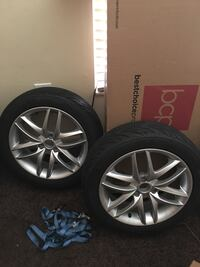 2008-2015 CanAm Spyder RS/GS Rims wheels with tires Orlando, 32808