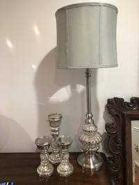 Decorative lamp and candlestick bases Oakton, 22124