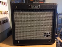Fender g-dec junior amplifier Springfield