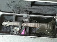Schecter left handed 7 string, 007 series