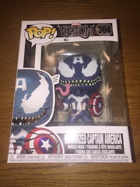 Funko Pop Marvel Venomized Captain America Toronto, M8W 4Y3