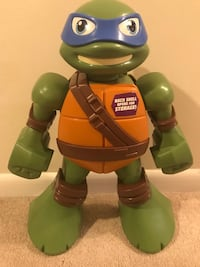 Teenage Mutant Ninja Turtles Half-Shell Heroes 20″ Storage Shell Figure Arlington