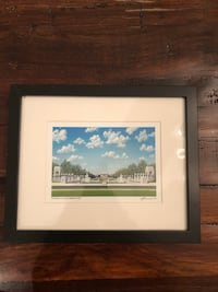 Framed Art of WWII and Lincoln Memorials Alexandria, 22304