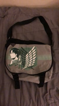 Satchel: Attack on Titan Folsom, 95630