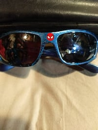 blue and red Spider Man sunglasses Lafayette, 47904